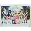 Sailor Moon 1000 Piece Jigsaw Puzzle: Sailor Pretty Soldiers