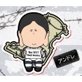 Genco Rubber Strap Collection Prison School (Set of 6 pieces)