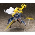 Magical Girl Lyrical Nanoha Force 1/8 Scale Pre-Painted Figure: Fate T. Harlaown