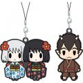 D4 Hozuki no Reitetsu Rubber Strap Collection Vol. 1 (Set of 6 pieces)