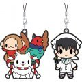 D4 Hozuki no Reitetsu Rubber Strap Collection Vol. 2 (Set of 6 pieces)