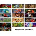 Disney Pixar Character Poster Collection (Set of 8 pieces)