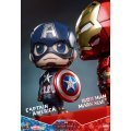 Cosbaby Captain America: Civil War 2-Pack