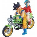 Desktop Real McCoy Dragon Ball Z: 05 Son Goku & Chichi
