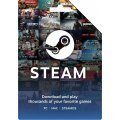 Steam Gift Card (GBP 25 / for UK accounts only)
