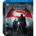 Batman V Superman: Dawn of Justice - Ultimate Edition [3D] (3-Disc)(Mirage Figurine)