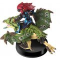 amiibo Monster Hunter Stories Series Figure (Rathian & Cheval)