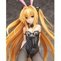 To Love-Ru Darkness 1/4 Scale Pre-painted PVC Figure: Golden Darkness Bunny Ver.