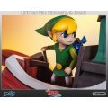 Legend of Zelda The Wind Waker Statue: Link on The King of Red Lions