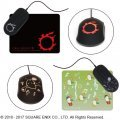 Final Fantasy XIV Glowing Mouse & Mouse Pad (B)