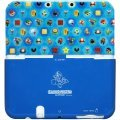 Hard Cover for New 3DS LL - Super Mario (Blue)
