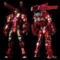 RE:EDIT Iron Man No. 11 Modular Iron Man with Plasma Cannon & Vibroblade