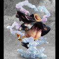 One Piece Excellent Model Portrait Of Pirates SA-MAXIMUM 1/8 Scale Pre-Painted Figure: Monkey D. Luffy Gear Fourth Boundman