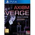 Axiom Verge [Multiverse Edition]