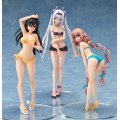 Shining Beach Heroines 1/12 Scale Pre-Painted Figure: Sonia Blanche Swimsuit Ver.