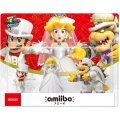 amiibo Super Mario Odyssey Series Figure (Triple Pack - Wedding Outfit)