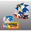 Sonic The Hedgehog Acrylic Strap