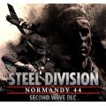 Steel Division: Normandy 44 - Second Wave [DLC] (Steam) steam digital
