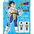 Dragon Ball Z - Vegeta Costume Set (Free Size)