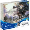 PlayStation 4 Monster Hunter: World Starter Pack (Glacier White)