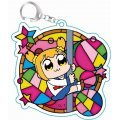 Pop Team Epic Tobichara Trading Acrylic Key Chain (Set of 8 pieces)