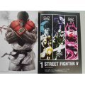Street Fighter Memorial Archives Beyond the World - From Street Fighter to Street Fighter V