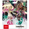 amiibo Splatoon 2 Series Figure (Hime & Ida) Limited Edition