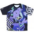 Evangelion - Evangelion Unit-01 Double-sided Full Graphic T-shirt (M Size)