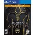 Assassin's Creed Odyssey [Gold Steelbook Edition]