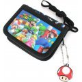 Super Mario RF Wallet Black - MBS-613