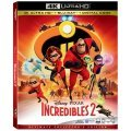 Incredibles 2 [4K Ultra HD Blu-ray]
