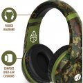 Stealth XP Cruiser Multiformat Gaming Headset (Woodland Camouflage)