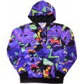 Evangelion - Eva Unit-01 Full Graphic Light Hoodie (XL Size)
