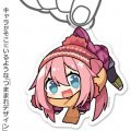 Yuru Camp Tsumamare Keychain: Nadeshiko Kagamihara (Re-run)