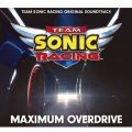 Maximum Overdrive - Team Sonic Racing Original Soundtrack