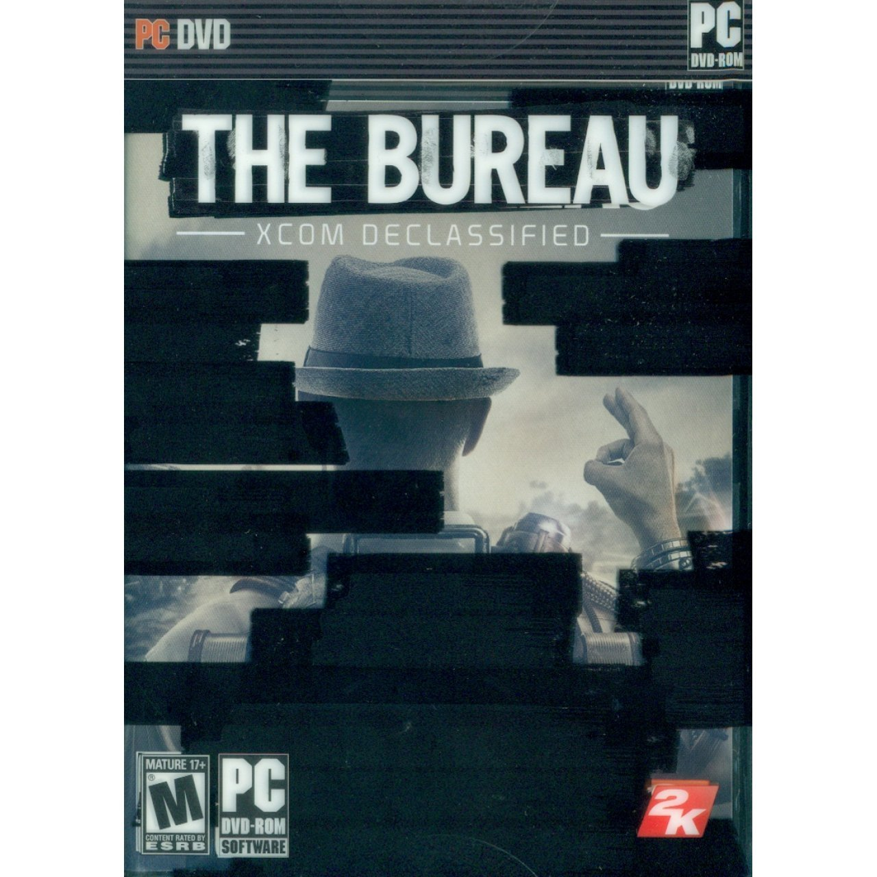 The bureau xcom declassified dvd rom for Bureau 13 pc game