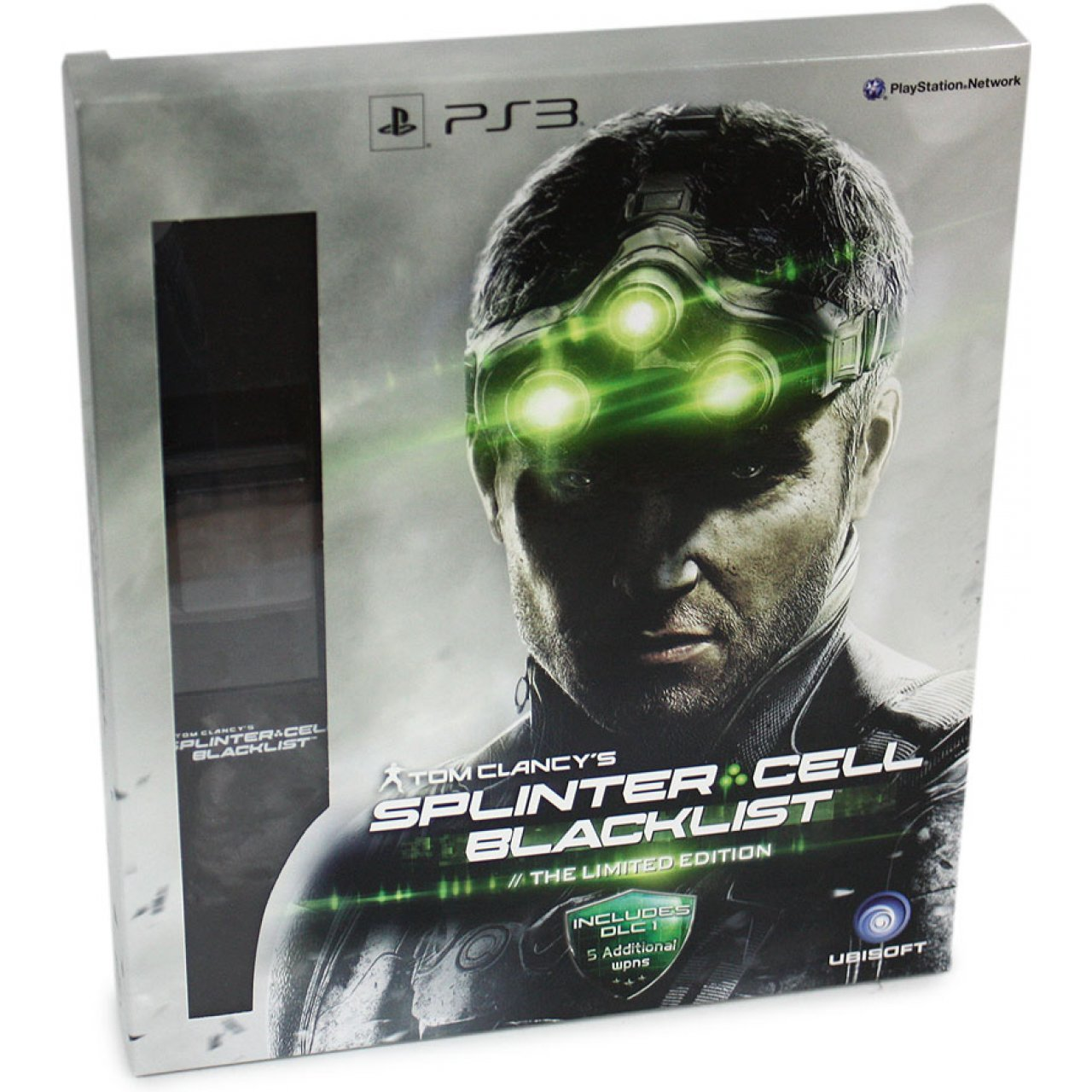 Tom Clancy S Splinter Cell Blacklist Limited Edition