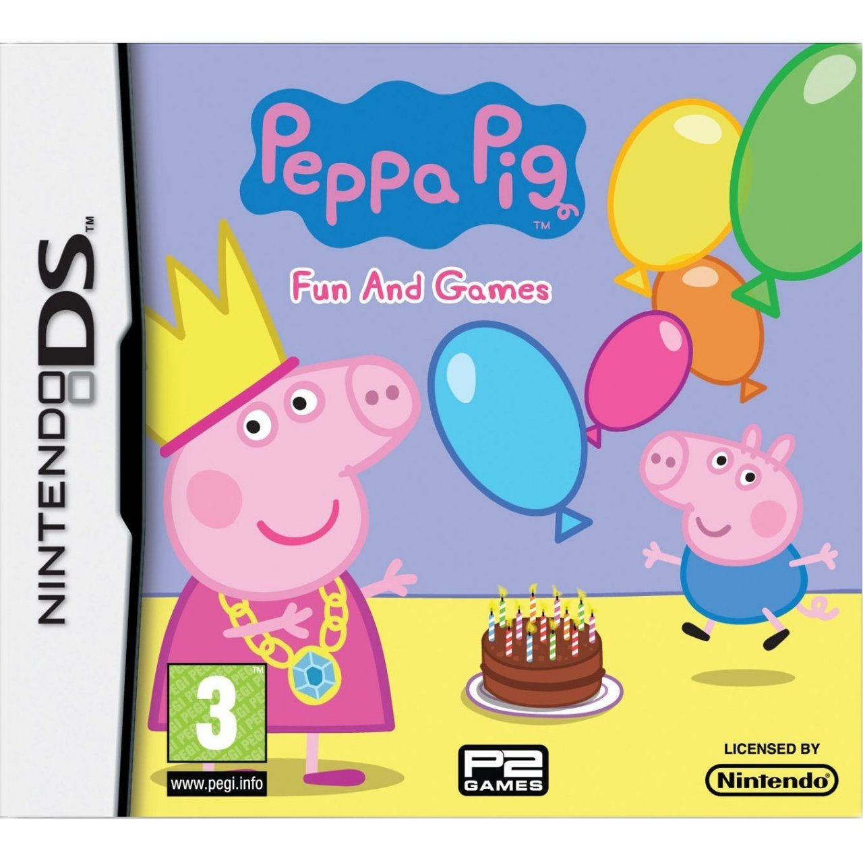 Peppa Pig Fun And Games