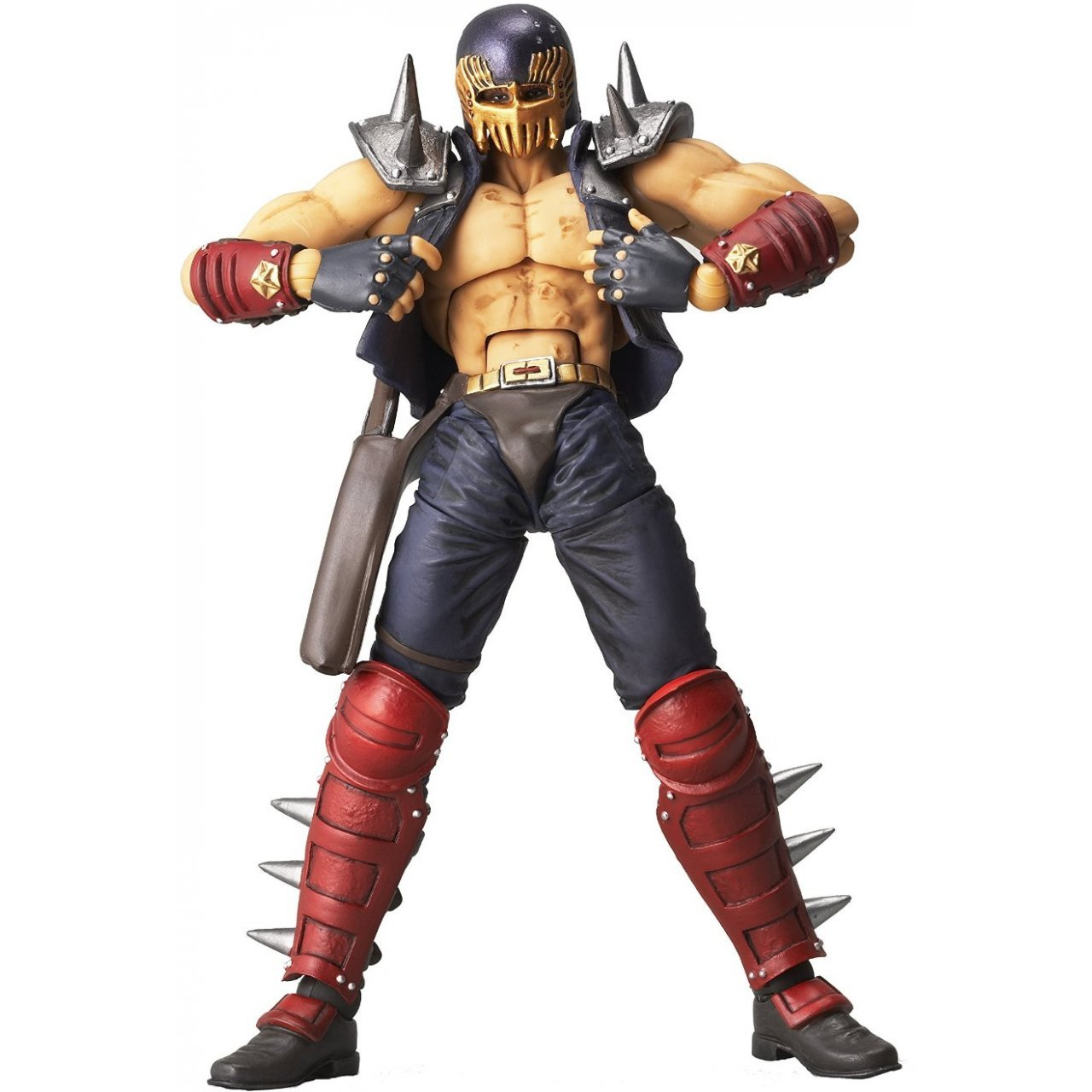 Fist Of The North Star Tv The Complete Series: Legacy Of Revoltech Hokuto No Ken: Jagi
