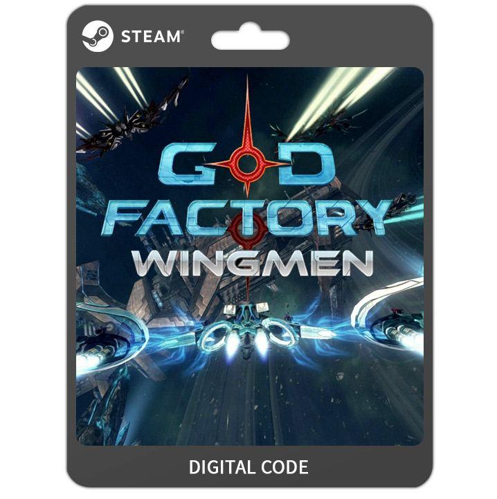 GoD Factory: Wingmen steam digital