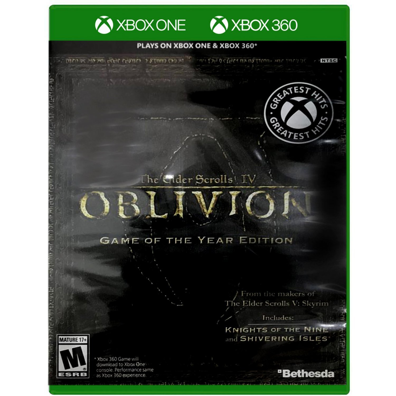 oblivion game of the year edition xbox 360 download