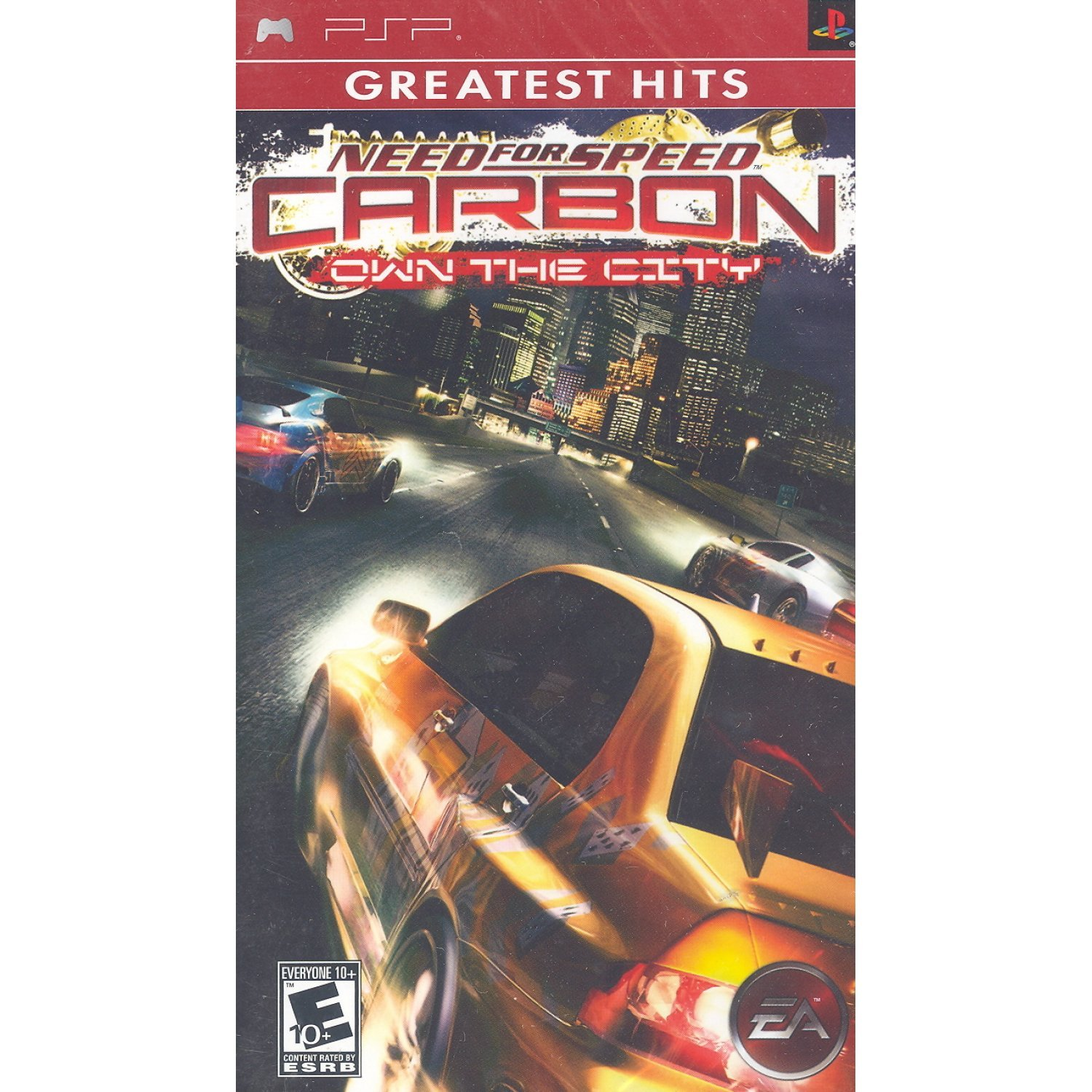 Need For Speed Carbon Own The City Greatest Hits