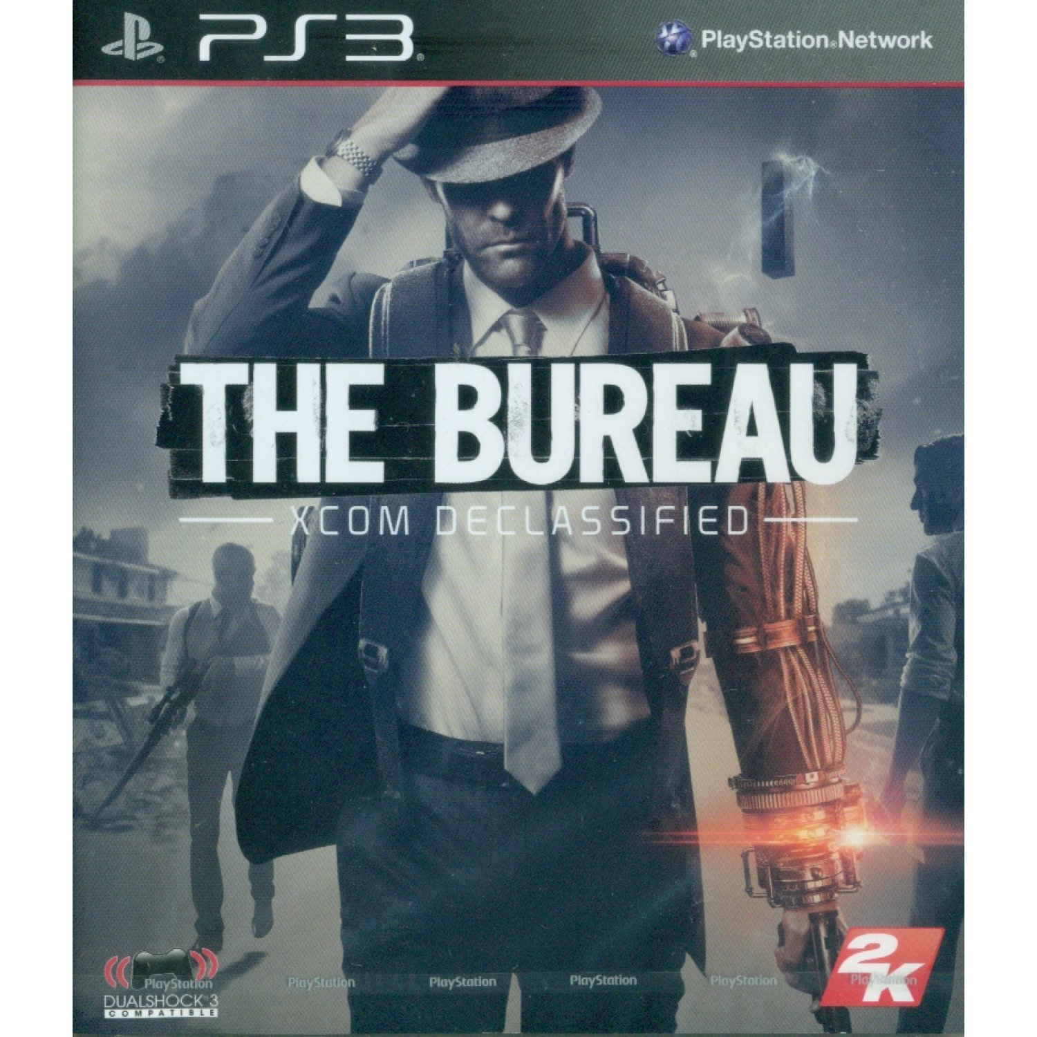 The bureau xcom declassified for Bureau 13 pc game