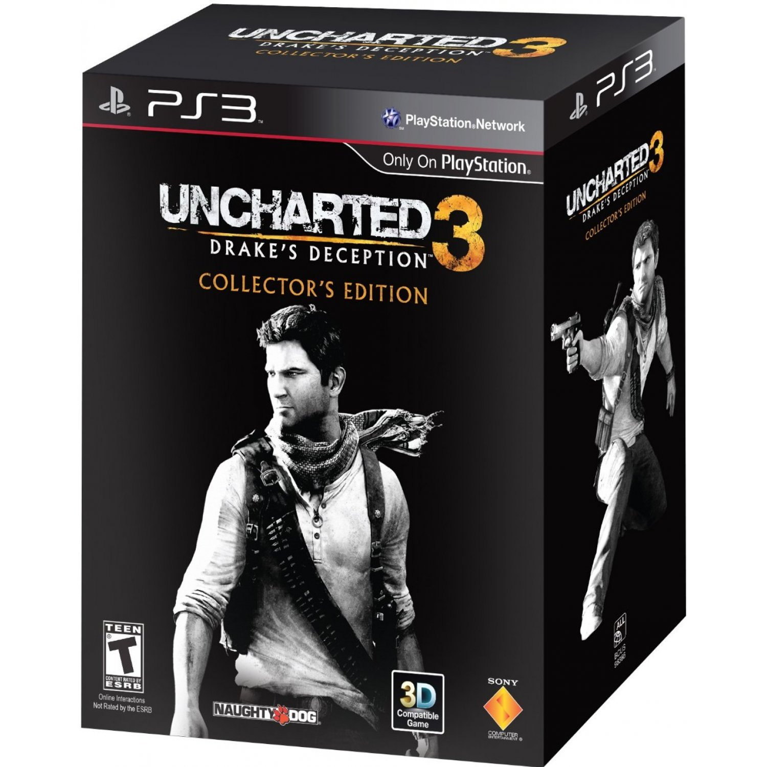 Uncharted 3 Drake S Deception Collector S Edition