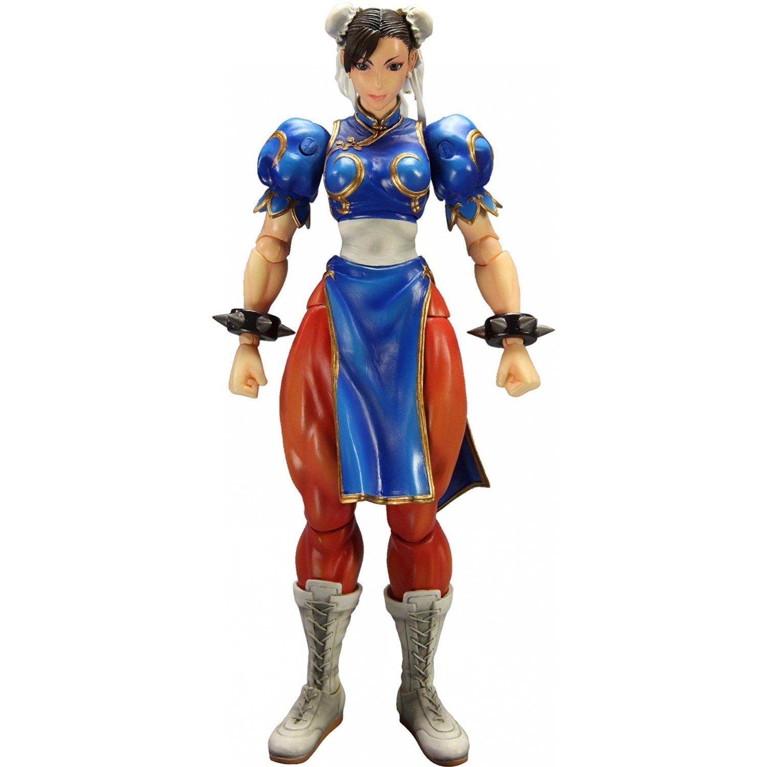 Super Street Fighter Iv Play Arts Kai Non Scale Pre Painted Pvc
