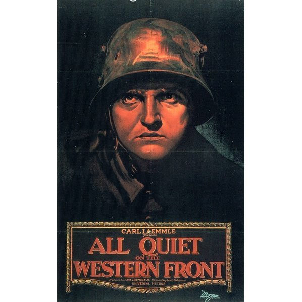 realistic version of soldiers experience in all quiet on the western front