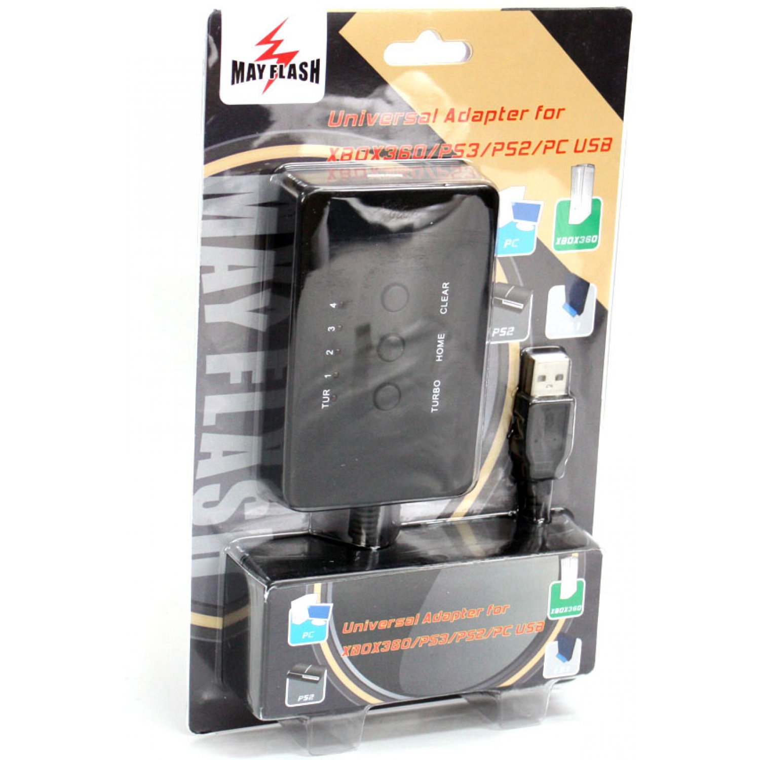 Universal Game Controller Adapter for use with PC & NextGen