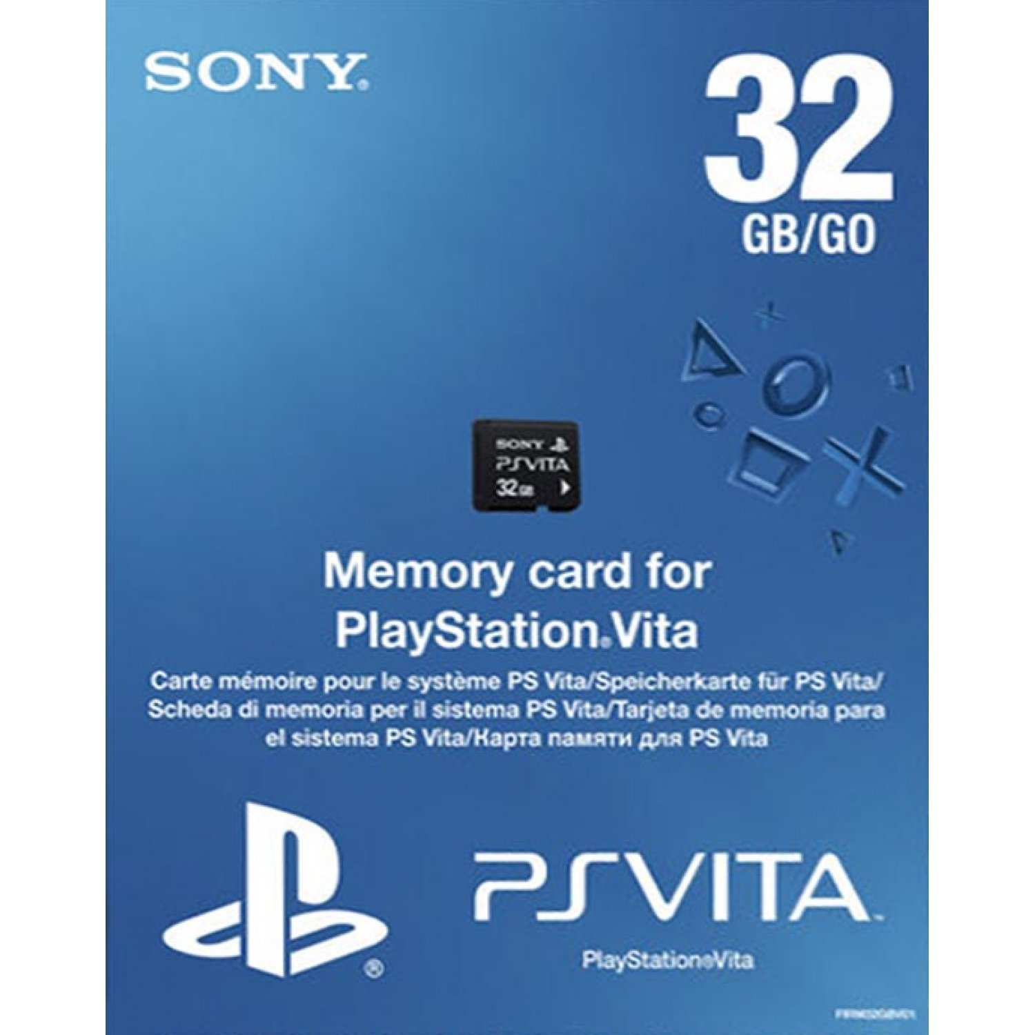 PlayStation Vita Memory Card (32GB)