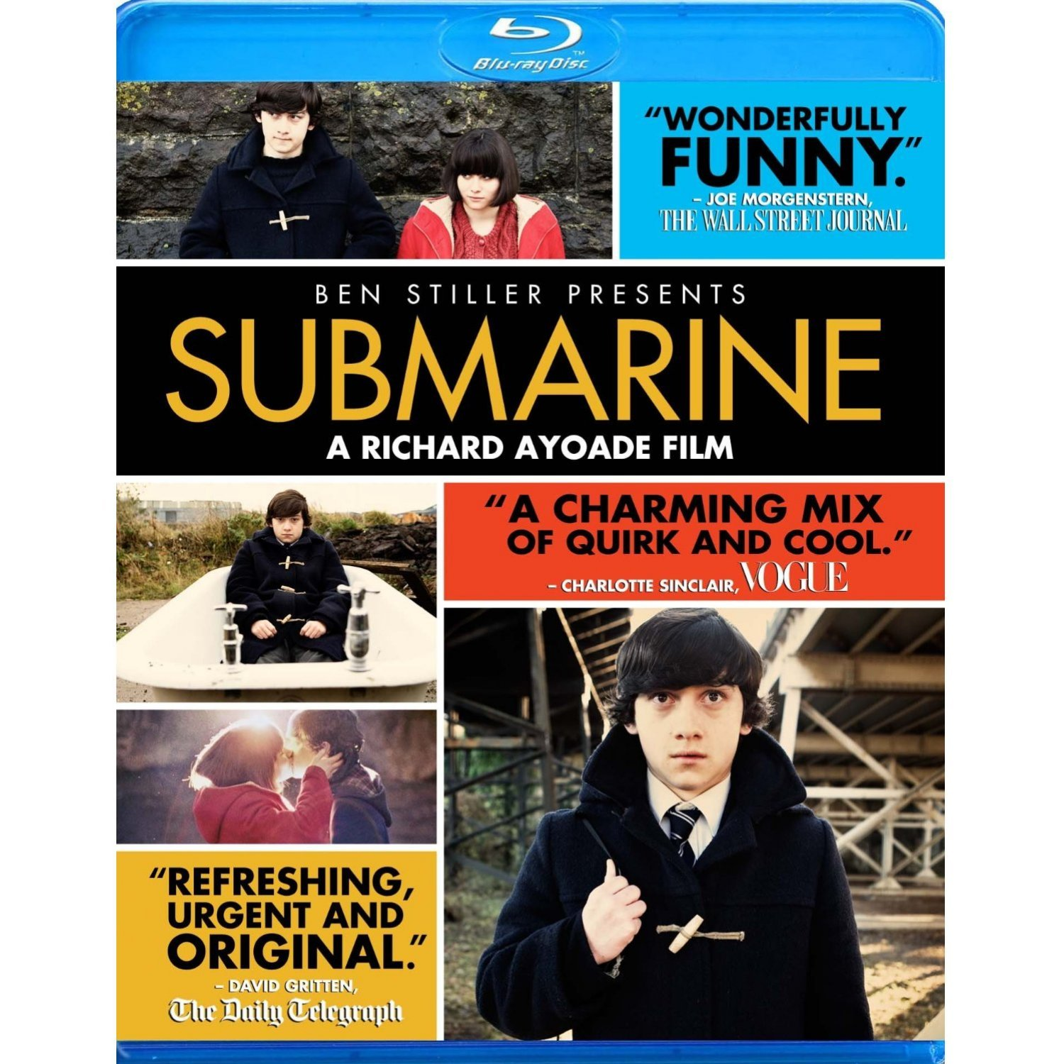 the social realism of the film submarine directed by richard ayonade The film memorialized boer 1940s british cinema made a stirring appeal to a mass audience, noted critic richard armstrong social realism in cinema was.