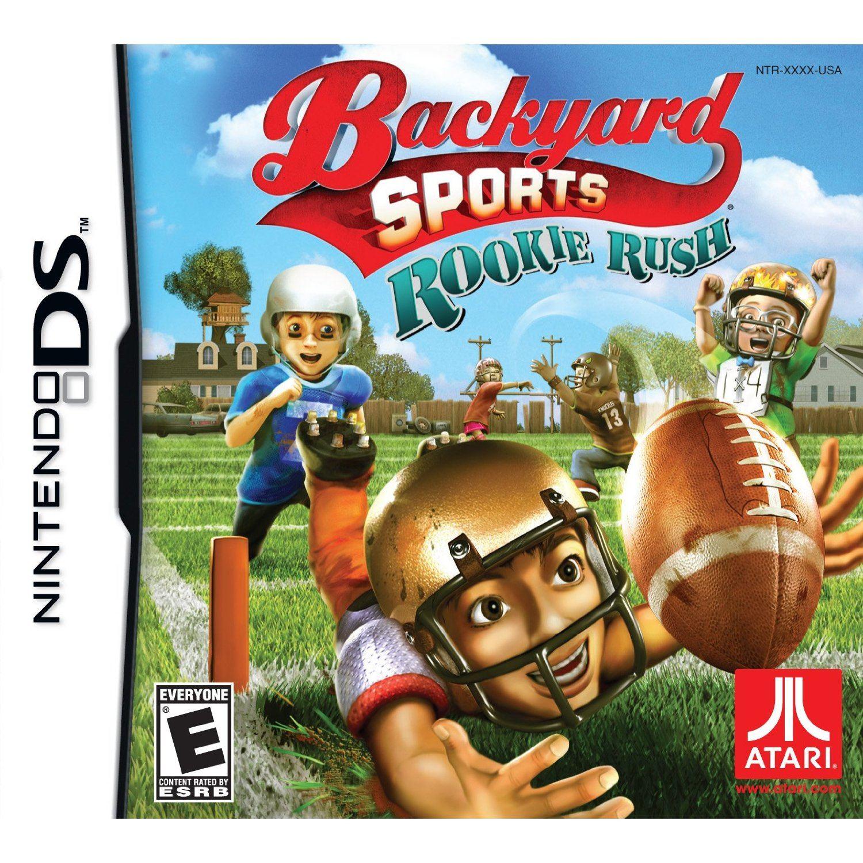 Backyard Sports Rookie Rush